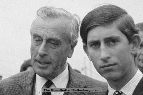 Mountbatten Battenberg clan