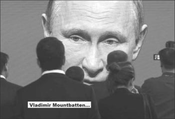 Vladimir Mountbatten grey lighter