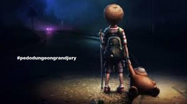 0007010 Little boy lost #pedodungeingrandjury