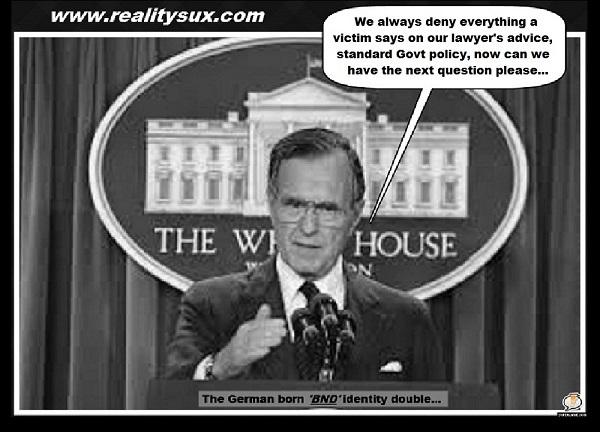 Bush 41 standard Govt policy 600