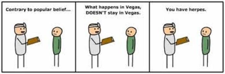 Herpes Vegas