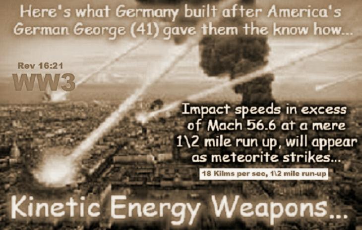 Kinetic energy weapons