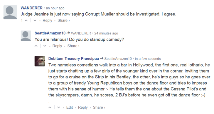 0004000 Fake-shooter comedians comment