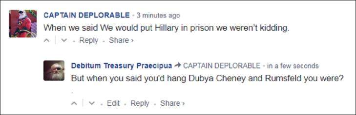 0008000 Hang Dubya Cheney and Rumsfeld