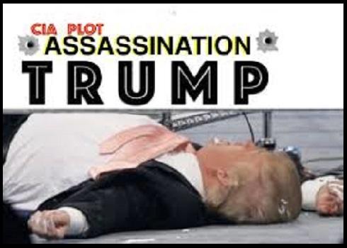 CIA Plot assassinate Trump