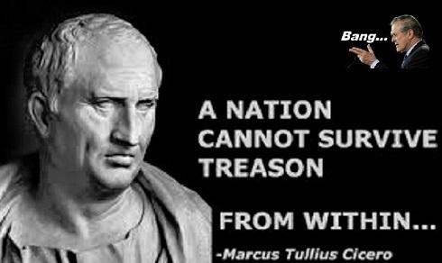 Cicero ~ TREASON FROM WITHIN 490
