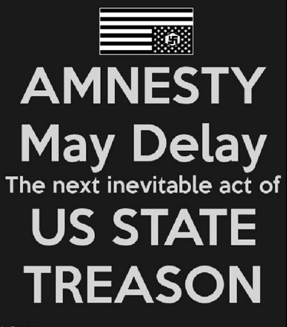Fascist amnesty black and white 560