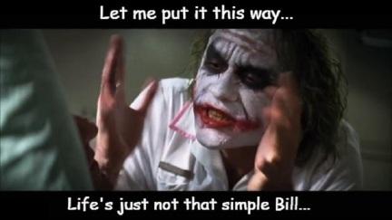 Joker Bill