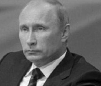 Putin BW