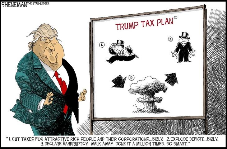 Trump deficit
