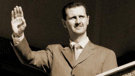Assad salute Sepoa