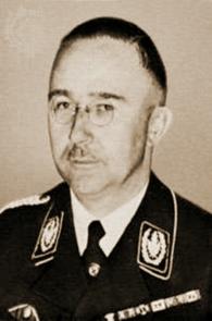 Himler uniform Sepia