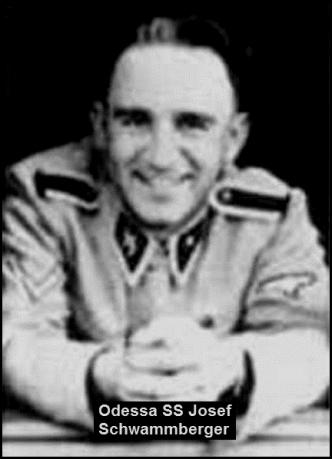 Odessa SS Schwammberger