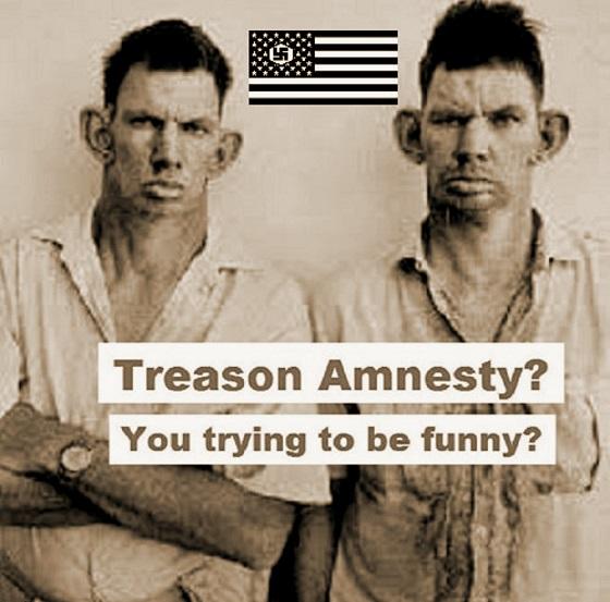 Treason Amnesty inbred hillbilly 560