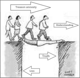 Treason amnesty versus LIES 560 (2)