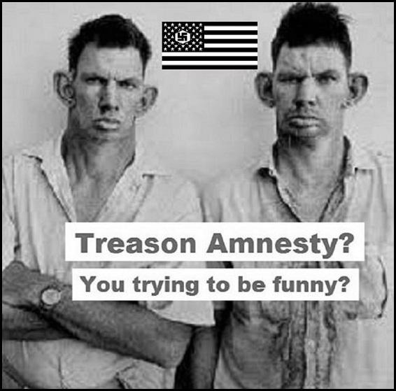 A2 Inbred Hillbilly fascist treason Amnesty