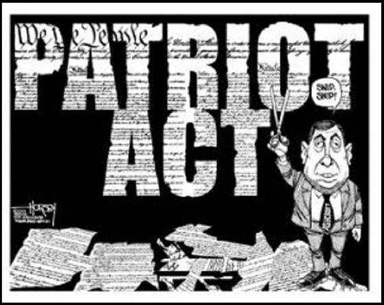 Patriot Act SNIP SNIP 560