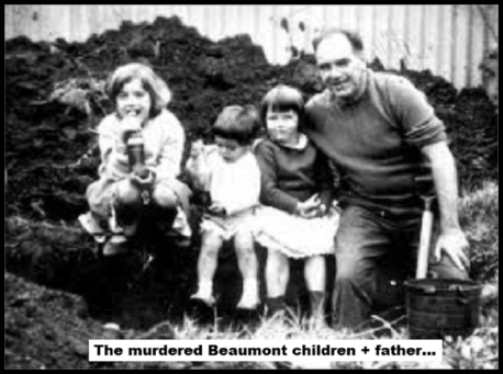 Beaumont kids and father