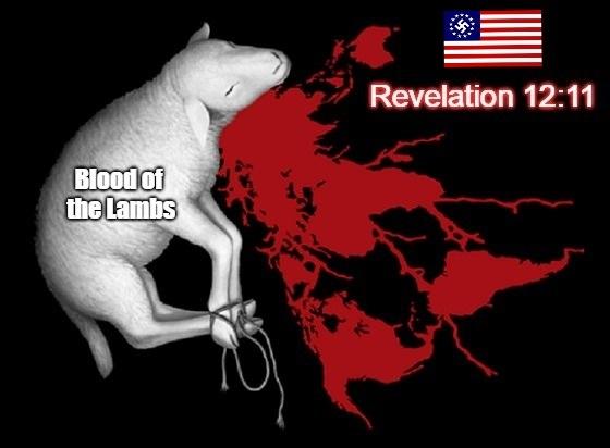 Blood of the Lambs ~ Revelation ~ American Nazi