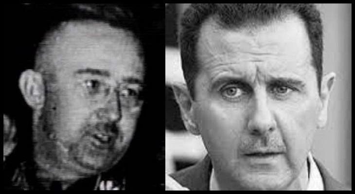 Himmler Assad