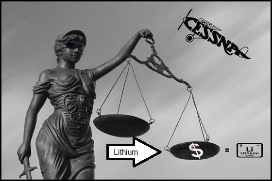 Miss Lithium blind justice LITHIUM