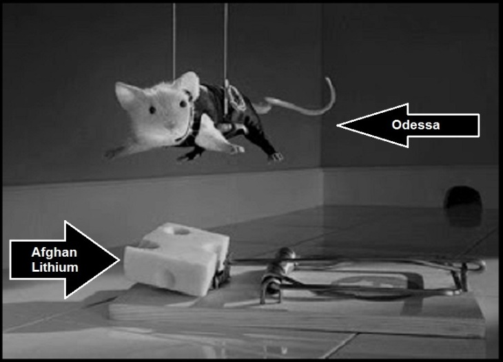 Mission Impossible rat ~ Afghan Lithium (2)