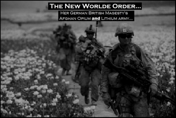 Afghan Opium Her Majesty 600