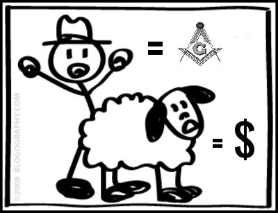 Freemason raping sheep x dollar 400
