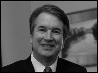 Kavanaugh Brett Head shot BW 560