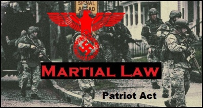 Martial Law Patriot Act REASON 600