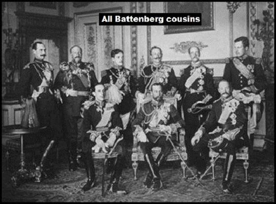 Battenberg kings 560