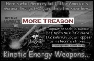 Kinetic more treason 400