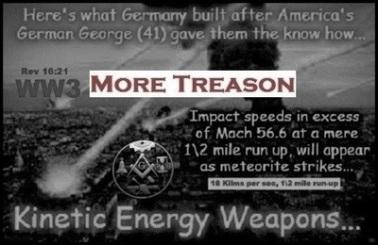 Kinetic more treason 400