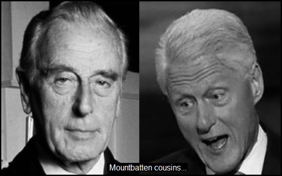 Mountbatten Clinton COUSINS 560 BW