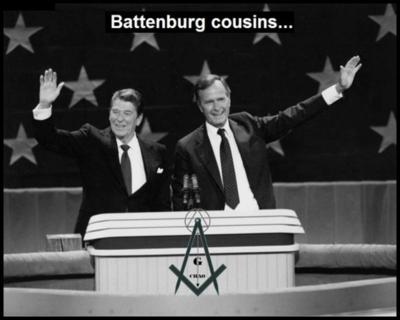 Reagan Bush Ordo Ab Chaos Battenberg 400