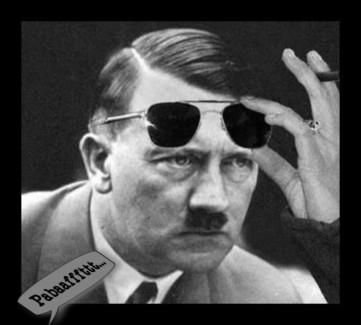 Adolf Hitler Pabaaffft 600