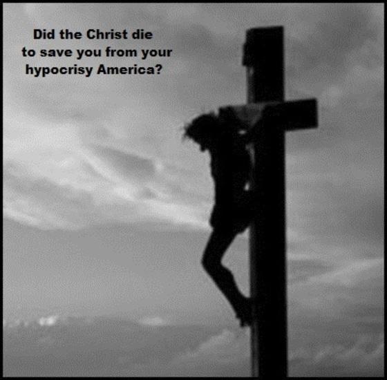Christ hypocrisy 560