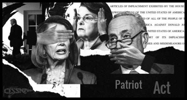 Democrat Cessna Patriot Act 600