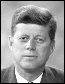 Kennedy DEAD-HEAD BW