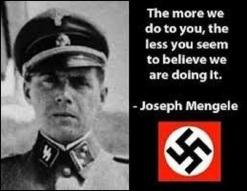Mengele 490 the more we do