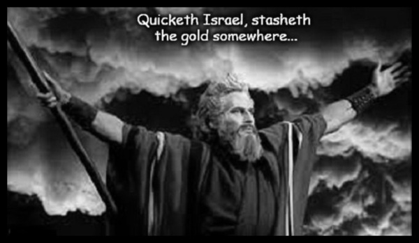 Moses Israel gold 600 border