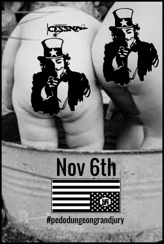 Nov 6 bums, evil child selling 560 BW