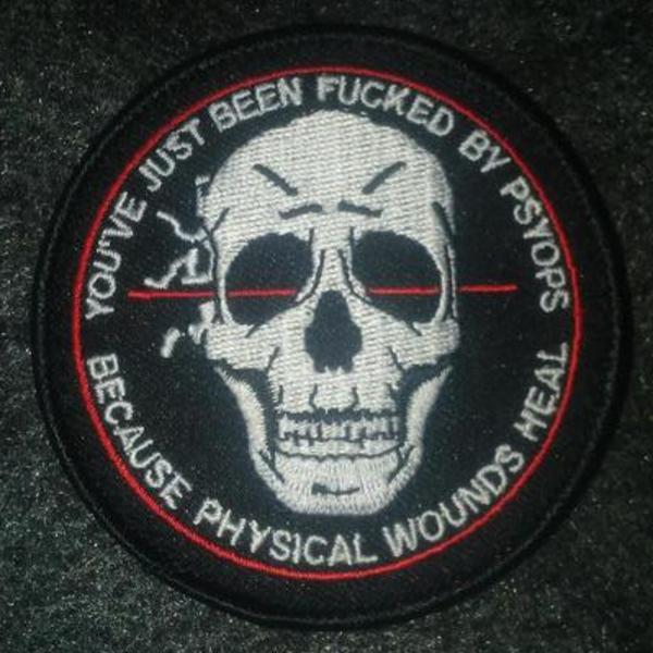 Psy Op's patch