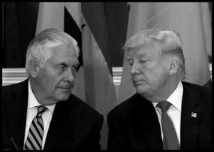 Tillerson fake Trump LARGE BW