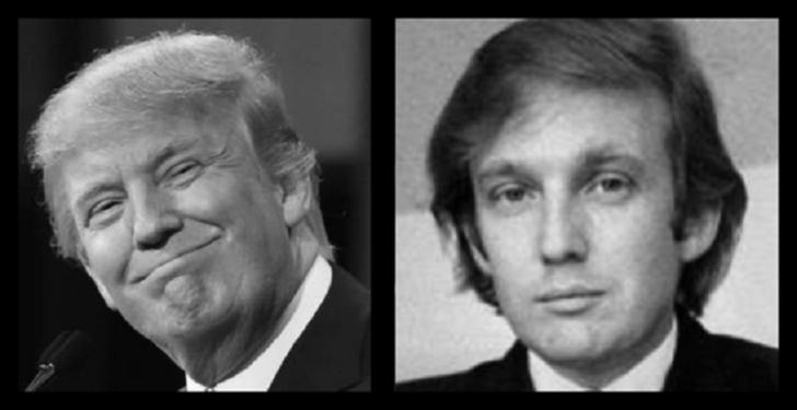 Trump and fake LARGE