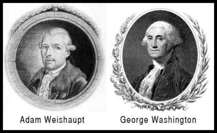 Adam Weishaupt George Washington
