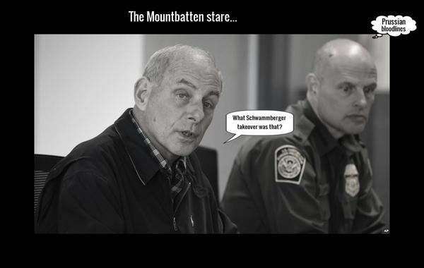 Kelly and Border Patrol whatsisname ~ Mountbatten 600