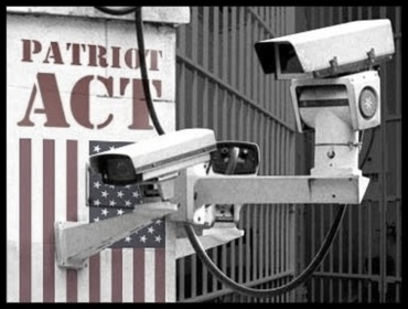 Patriot Act Camera LARGE