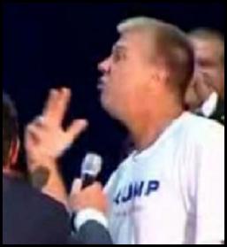 SNL Dave Drump Trump