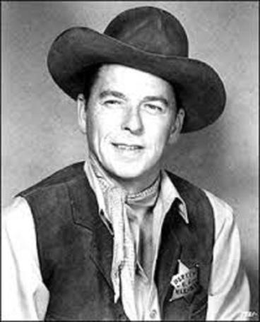 Cowboy Ron Reagan ~ (3)